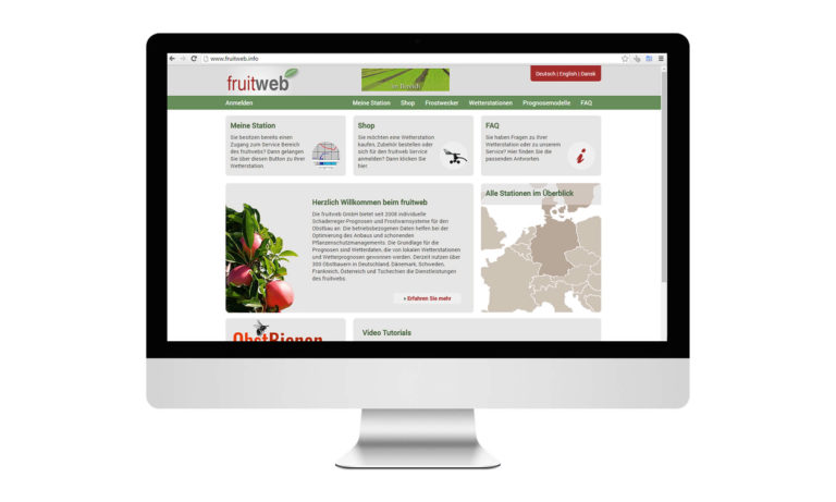 fruitweb Desktop