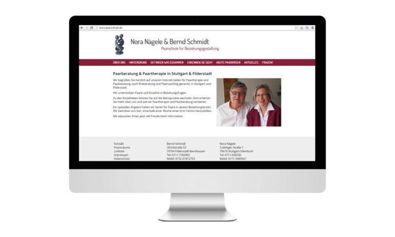 Paarschule Desktop