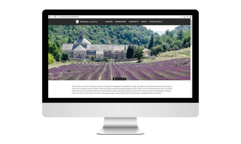 Provence entdecken Desktop